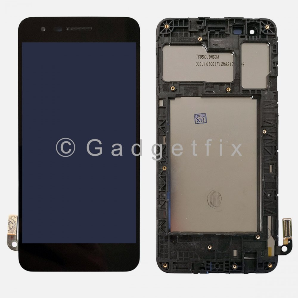 Display LCD Touch Screen Digitizer + Frame for LG Tribute Dynasty SP200