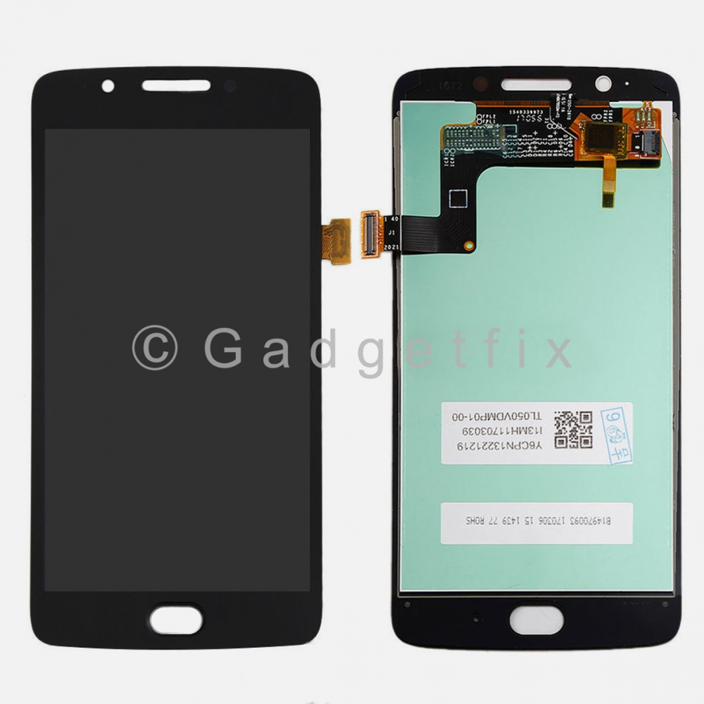 LCD Display Touch Screen Digitizer For Motorola Moto G5 XT1670 XT1671 XT1677