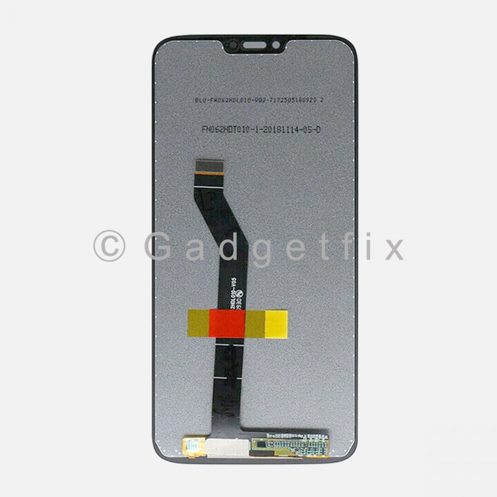 Display LCD Screen Touch Screen Digitizer For Motorola Moto G7 Power XT1955 (157mm)