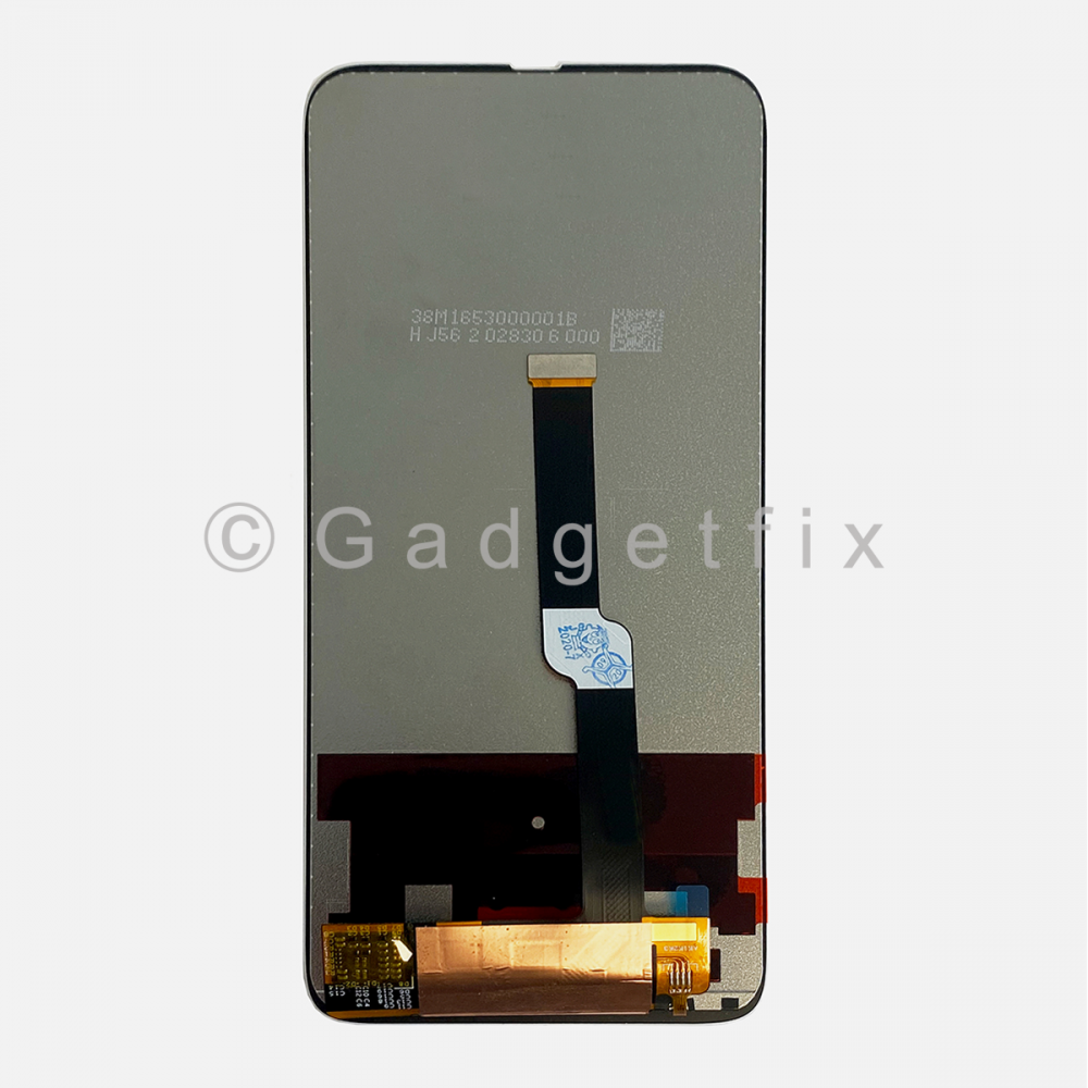 White Motorola One Fusion+ | Fusion Plus Display LCD Touch Screen Digitizer