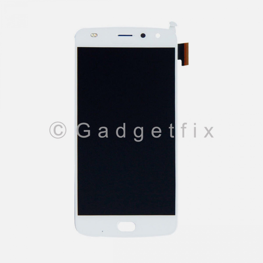 White LCD Display Touch Screen Digitizer For Motorola Moto Z2 Play XT1710-01/02/07/08/10