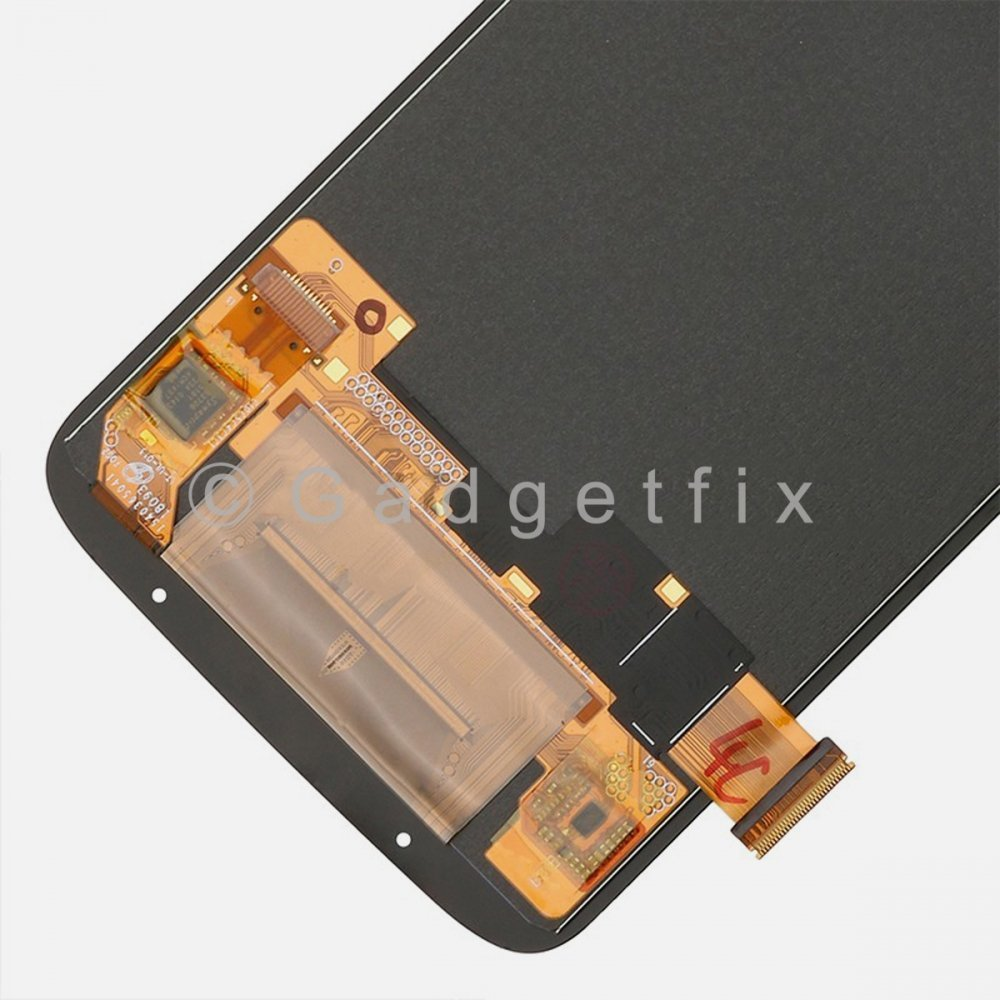 White Motorola Moto Z3 Play XT1929 LCD Screen Touch Digitizer Assembly