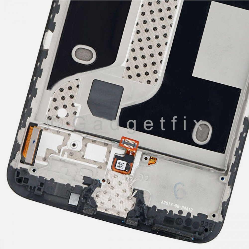 OLED LCD Display Touch Screen Digitizer + Frame Replacement For OnePlus 5 A5000