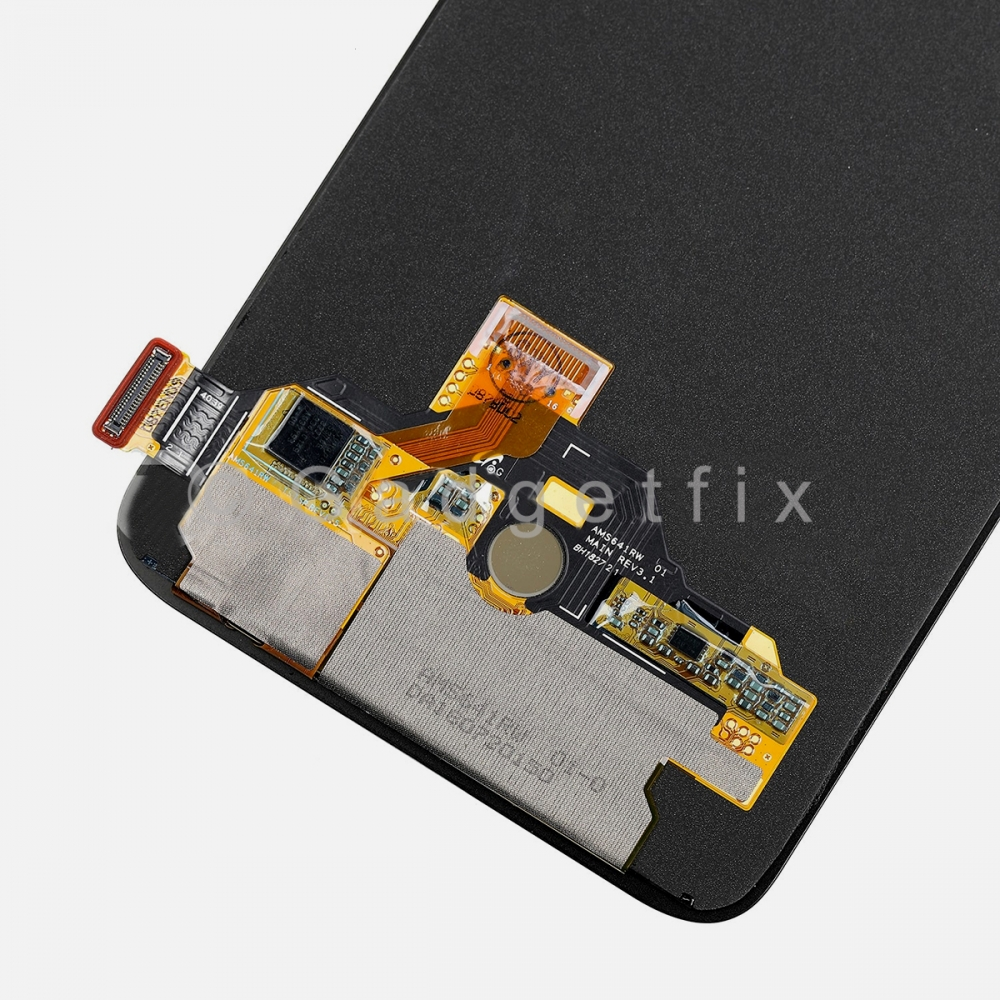 Optic Amoled Display LCD Screen Touch Screen Digitizer Assembly For Oneplus 7