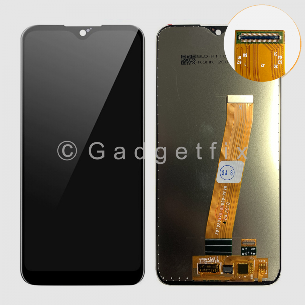 Samsung Galaxy A01 A015 Display LCD Touch Screen Digitizer (Big Connector)
