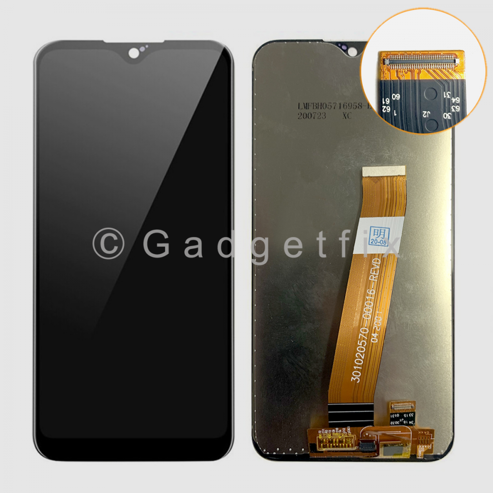 Samsung Galaxy A01 A015 Display LCD Touch Screen Digitizer (Small Connector)