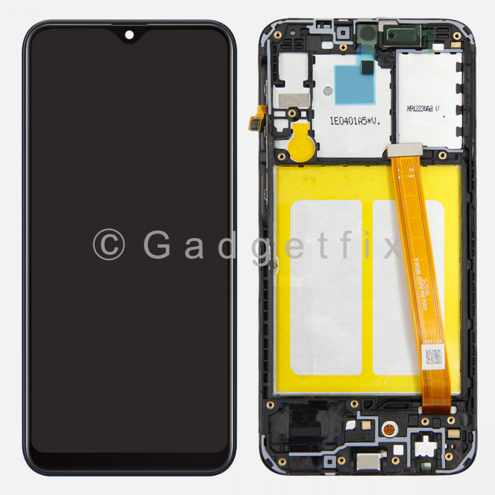 Display LCD Touch Screen Digitizer + Frame For Samsung Galaxy A10e SM-A102U SM-A102U1