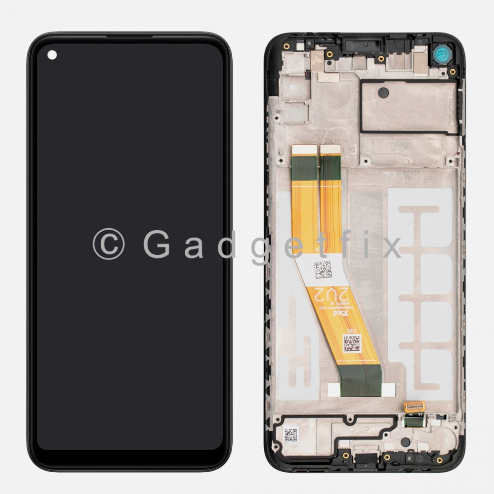 Samsung Galaxy A11 A115U A115A Display LCD Touch Screen Digitizer Frame (161.5mm)