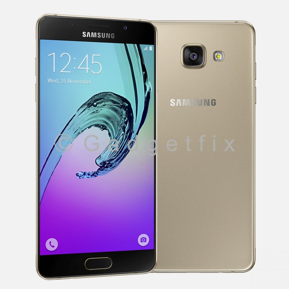 Original Samsung Galaxy A3 2016 A310 A310F A310M Complete Demo Phone | Great For Parts