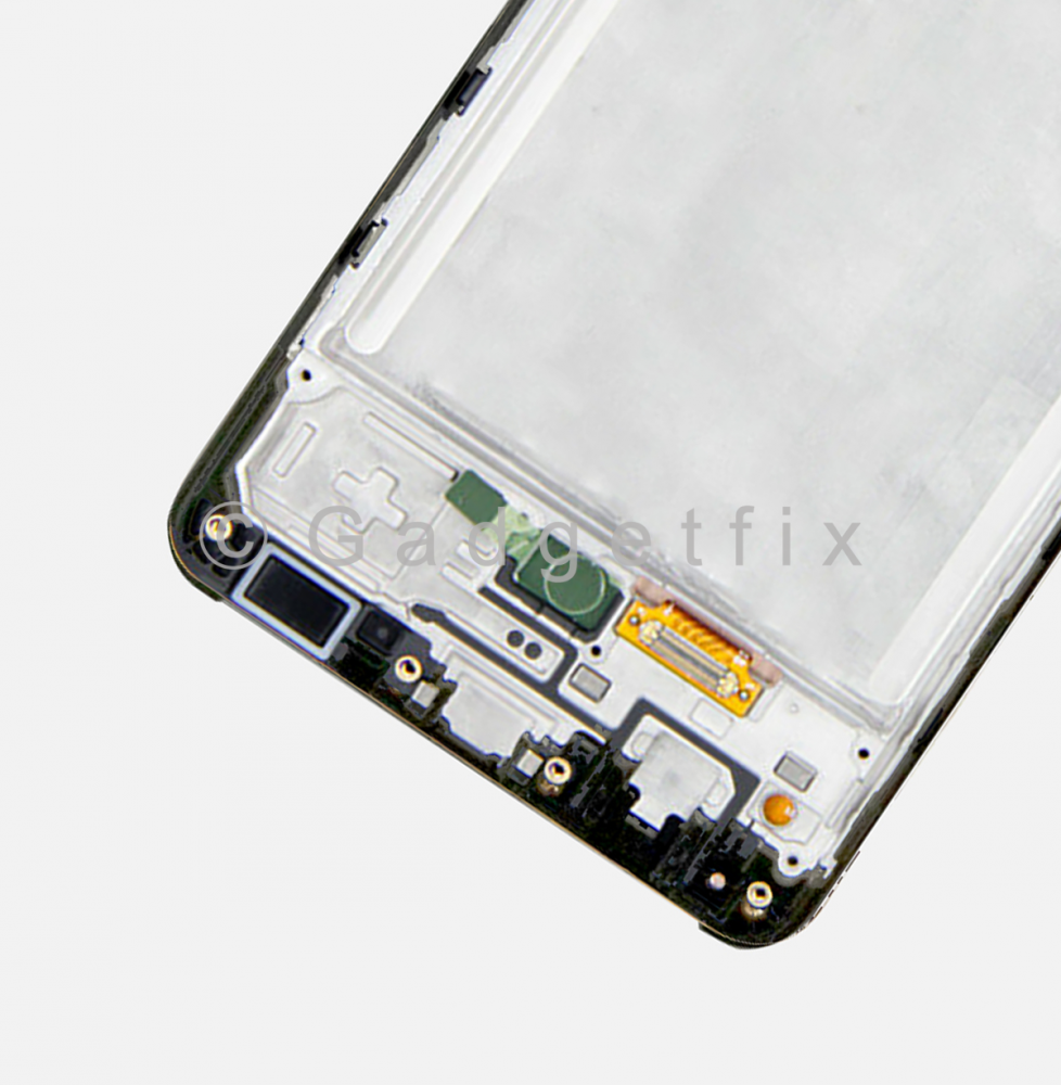 Samsung galaxy A31 2020 A315 Display LCD Screen Touch Digitizer Frame Incell