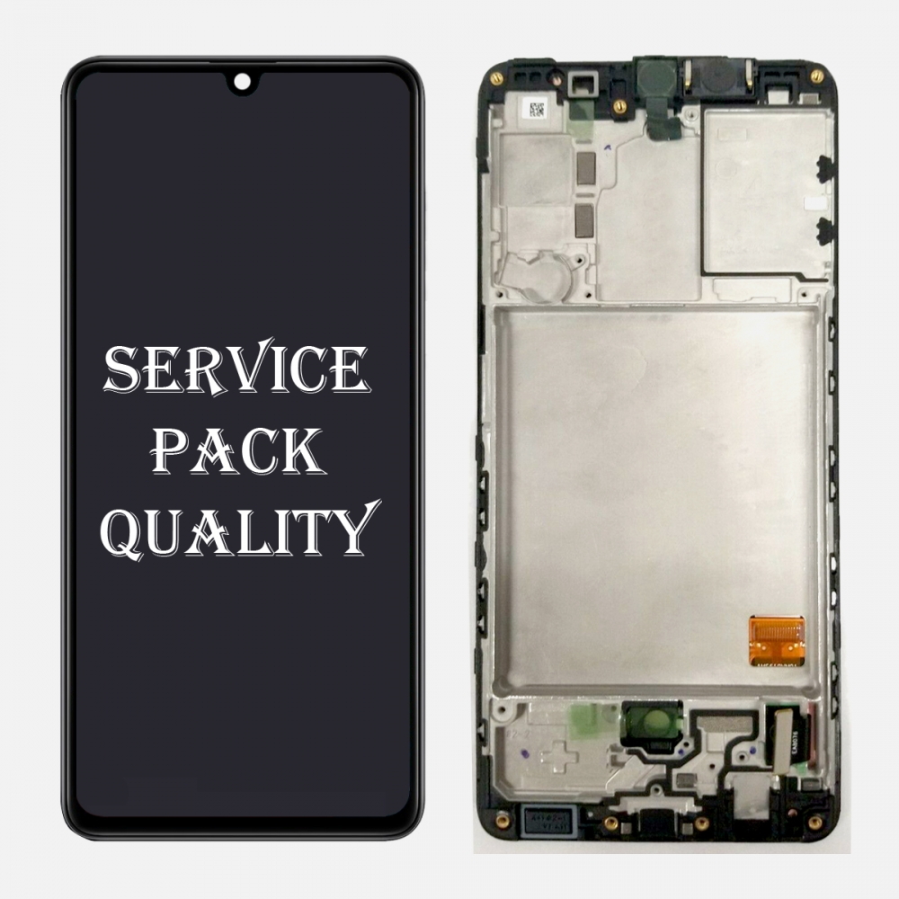 Samsung Galaxy A41 A415 A415F/DSN | A415F/DSM Amoled Display LCD Touch Screen Digitizer (Service Pack)