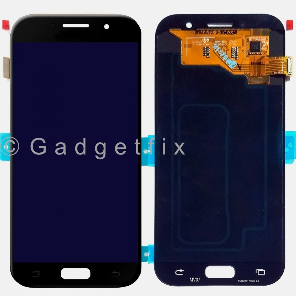 Black Display LCD Touch Screen Digitizer For Samsung Galaxy A5 2017 A520 A520F