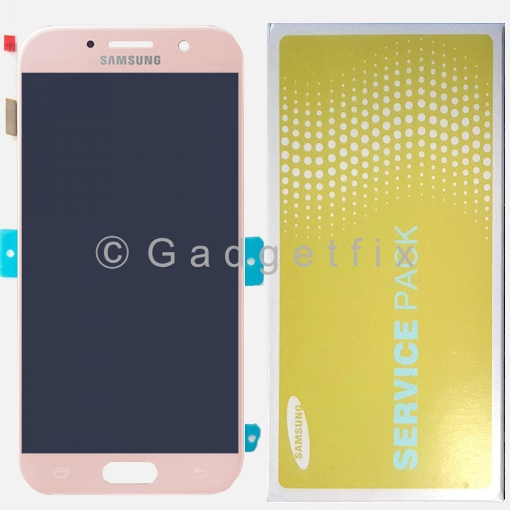 OEM Pink Display LCD Touch Screen Digitizer For Samsung Galaxy A5 2017 A520 A520F