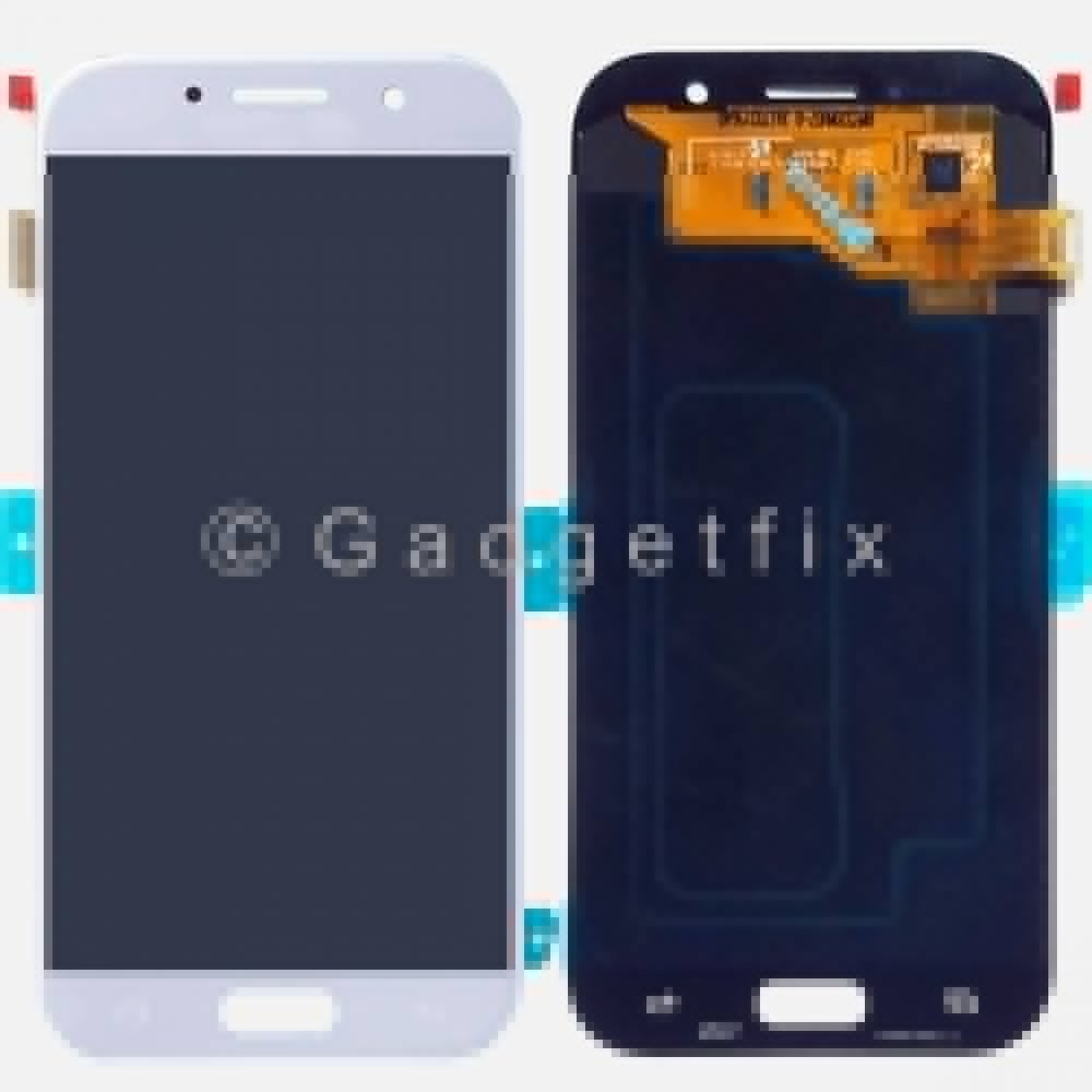 Blue Display LCD Touch Screen Digitizer For Samsung Galaxy A5 2017 A520 A520F