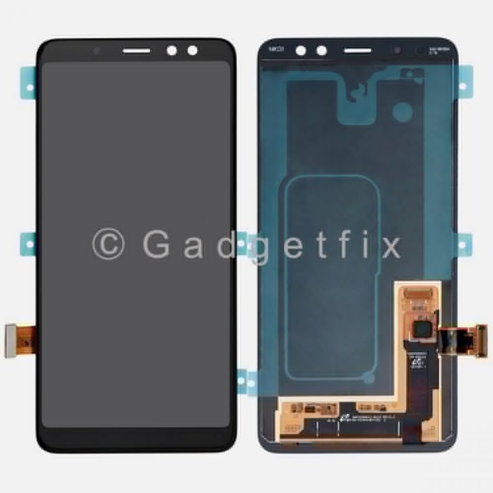 OLED Samsung Galaxy A8 2018 A530 A530F A530DS A530W0 Display LCD Touch Screen Digitizer