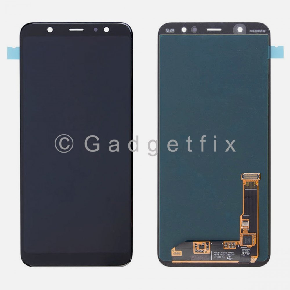 Samsung A6 Plus 2018 A605 Amoled OLED Display LCD Touch Screen Digitizer Assembly