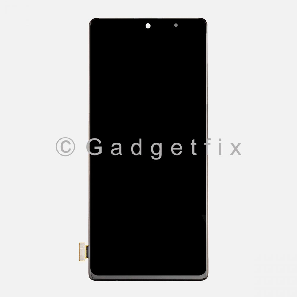 Refurbished OLED Display LCD Touch Screen Digitizer For Samsung Galaxy A71 5G A716 2020