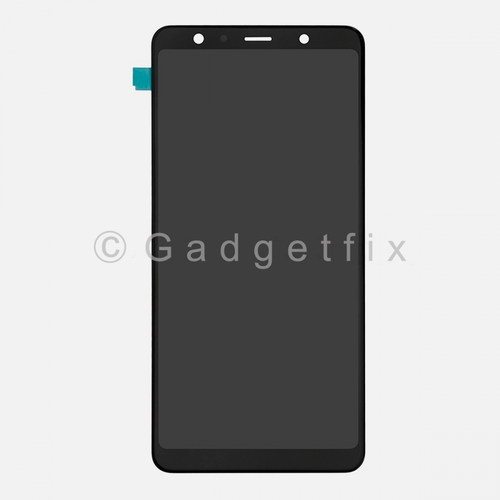 Super AMOLED Display LCD Touch Screen Digitizer For Samsung Galaxy A7 2018 A750