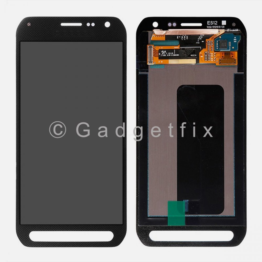 Gray Samsung Galaxy S6 Active G890 G890A LCD Display Touch Screen Digitizer