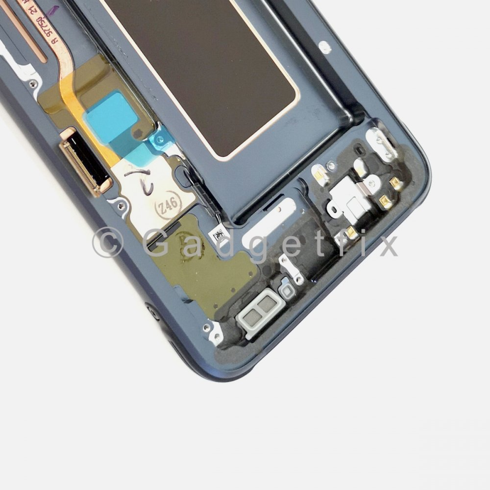 Samsung Galaxy S8 Active G892 LCD Display Touch Screen Digitizer + Frame