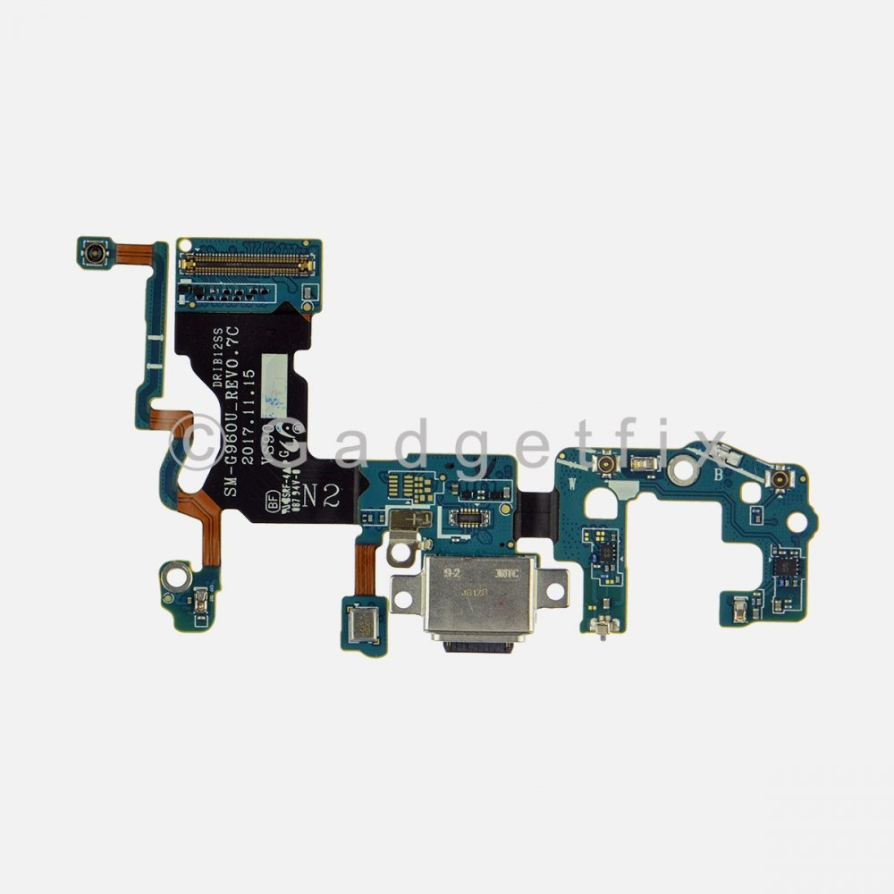 USB C Charging Port Flex Cable for Samsung Galaxy S9 G960U (USA Version)