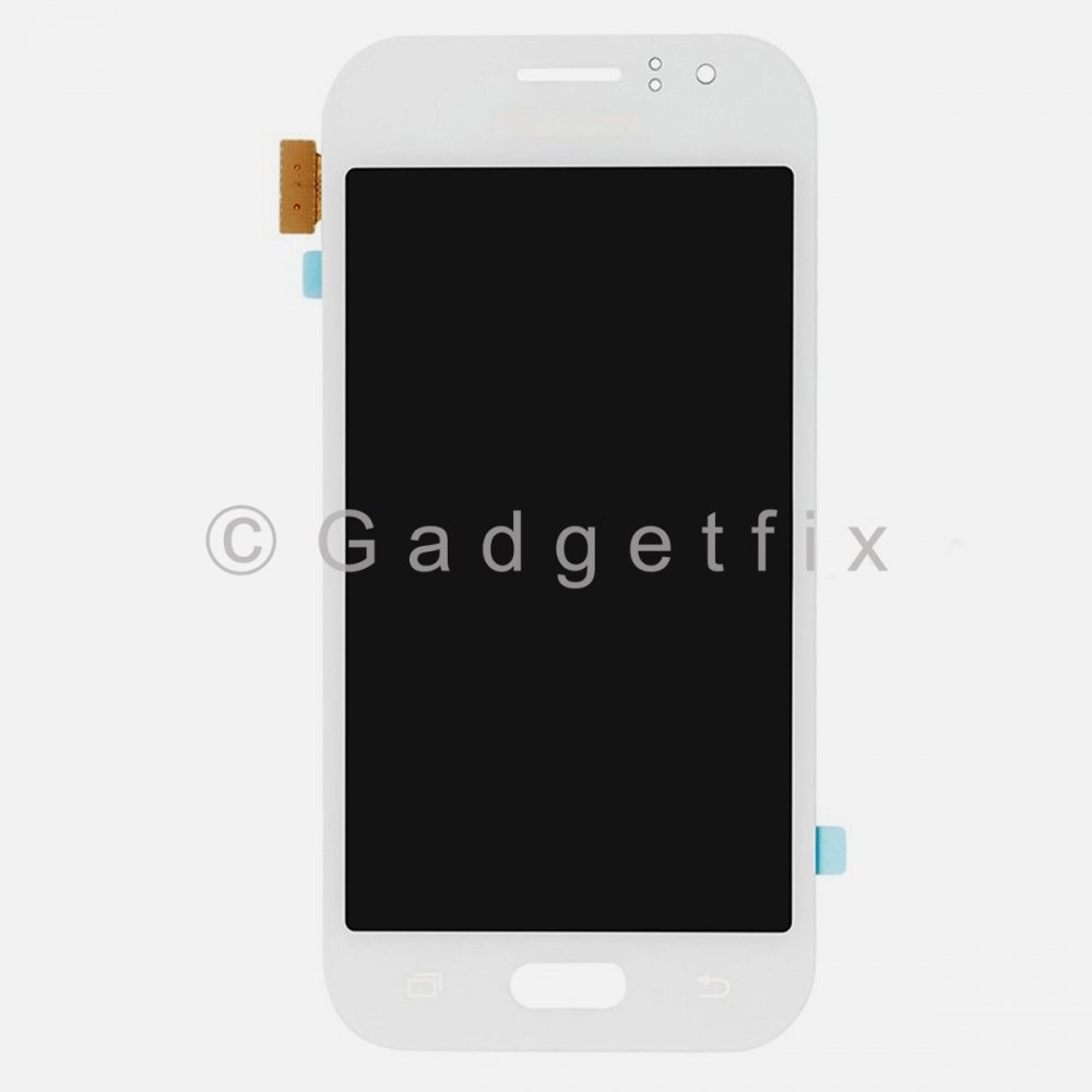 White Display LCD Touch Screen Digitizer For Samsung Galaxy J1 Ace J110H J110DS J110M