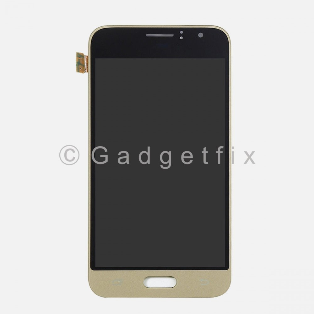 Gold Samsung Galaxy J1 2016 J120T J120H J120M J120F J120H LCD Touch Screen Digitizer