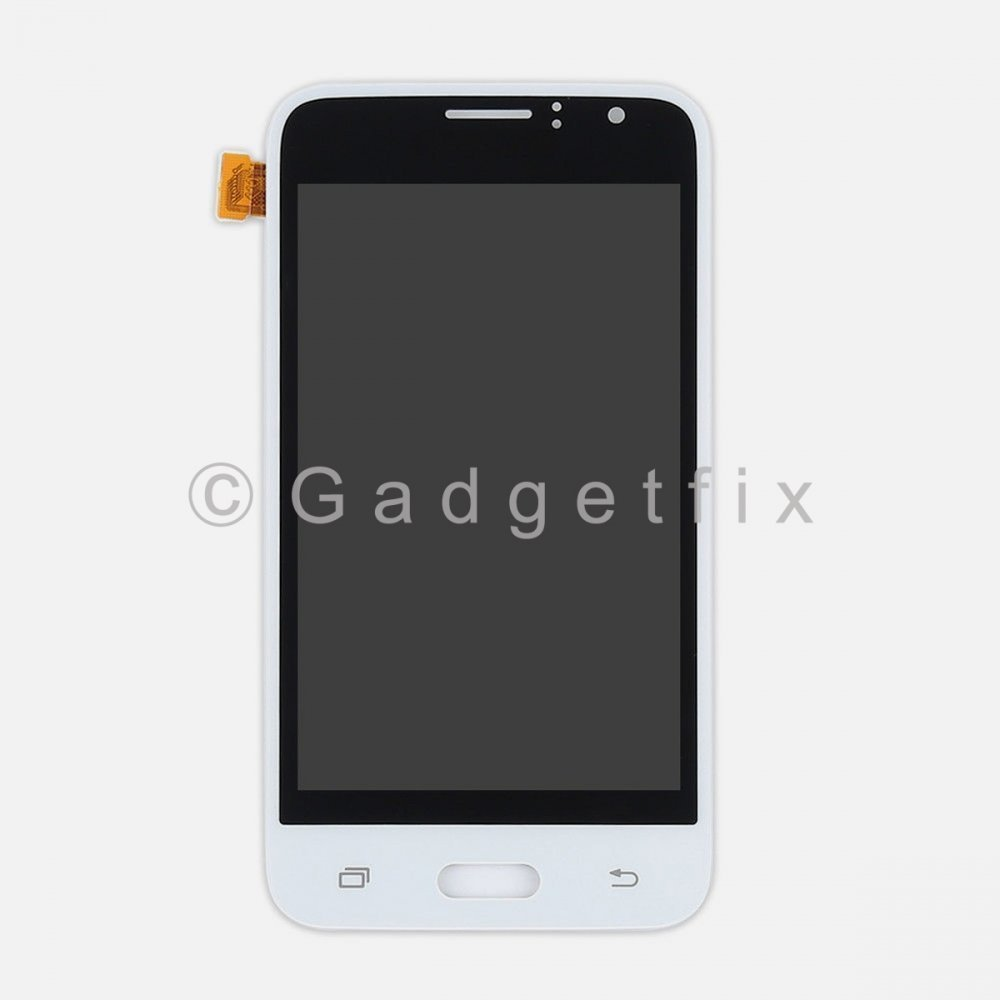 Samsung Galaxy Express 3 J120A LCD Display Screen Touch Screen Digitizer White