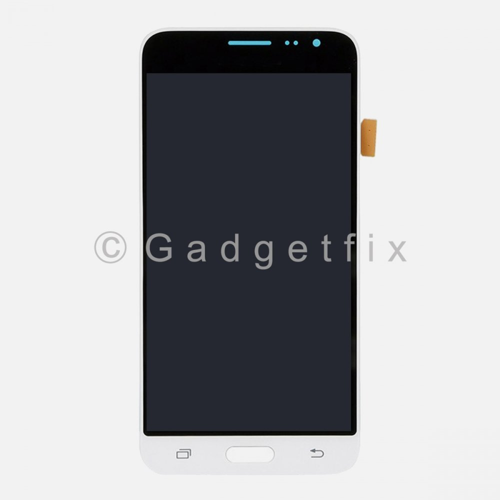 White Samsung Galaxy J3 2016 J320 J320V J320R4 J320P J320M J320A J320F LCD Display Touch Screen Digitizer