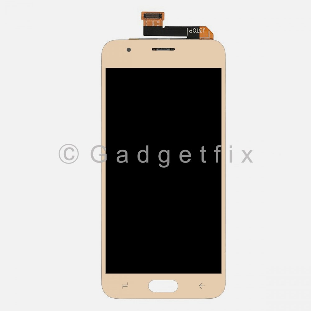 Gold Display LCD Touch Screen Digitizer Assembly For Samsung Galaxy J3 2018 J337
