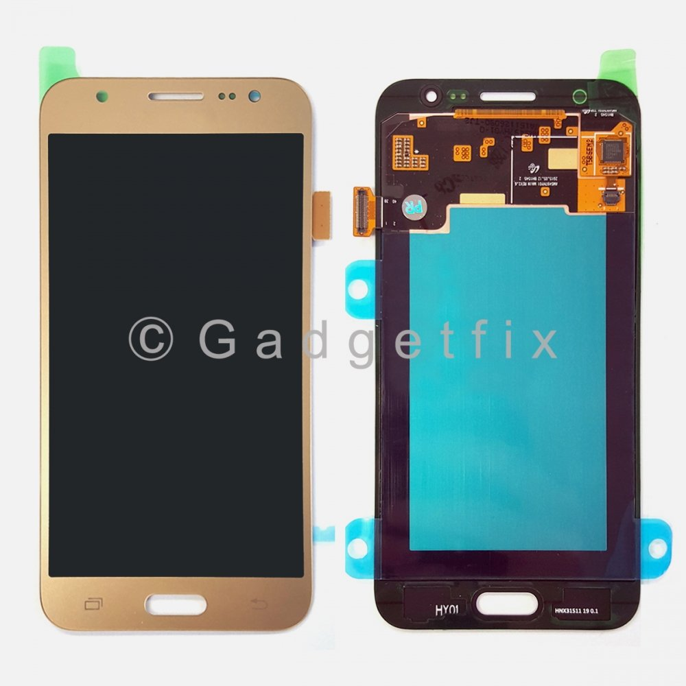 Gold Samsung Galaxy J5 J500 J500F J500Y J500M LCD Screen + Touch Screen Digitizer