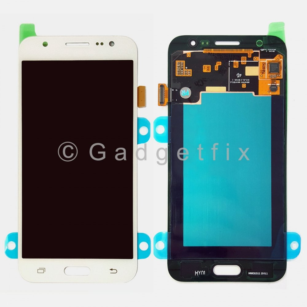 White Samsung Galaxy J5 J500 J500F J500Y J500M LCD Screen + Touch Screen Digitizer