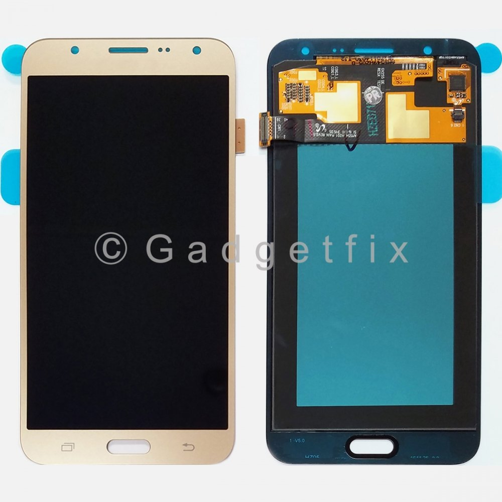 Gold Samsung Galaxy J7 J700M J700DS J700H J700T J700 J700F J700P LCD Display Touch Screen Digitizer