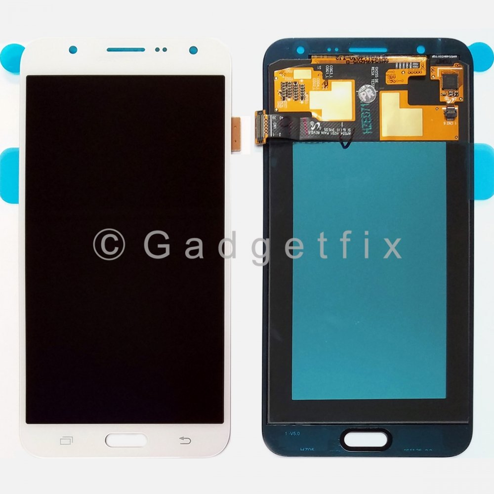 White Samsung Galaxy J7 J700M J700DS J700H J700T J700 J700F J700P LCD Display Touch Screen Digitizer