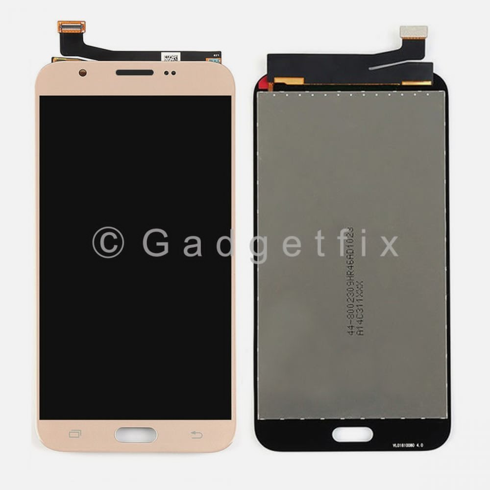 Gold LCD Touch Screen Digitizer For Samsung Galaxy J7 2017 J727 J727P J727V J727A J727T | J7 Sky Pro