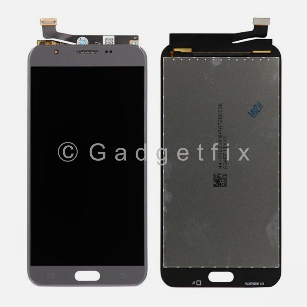 Silver LCD Touch Screen Digitizer For Samsung Galaxy J7 2017 J727 J727P J727V J727A J727T