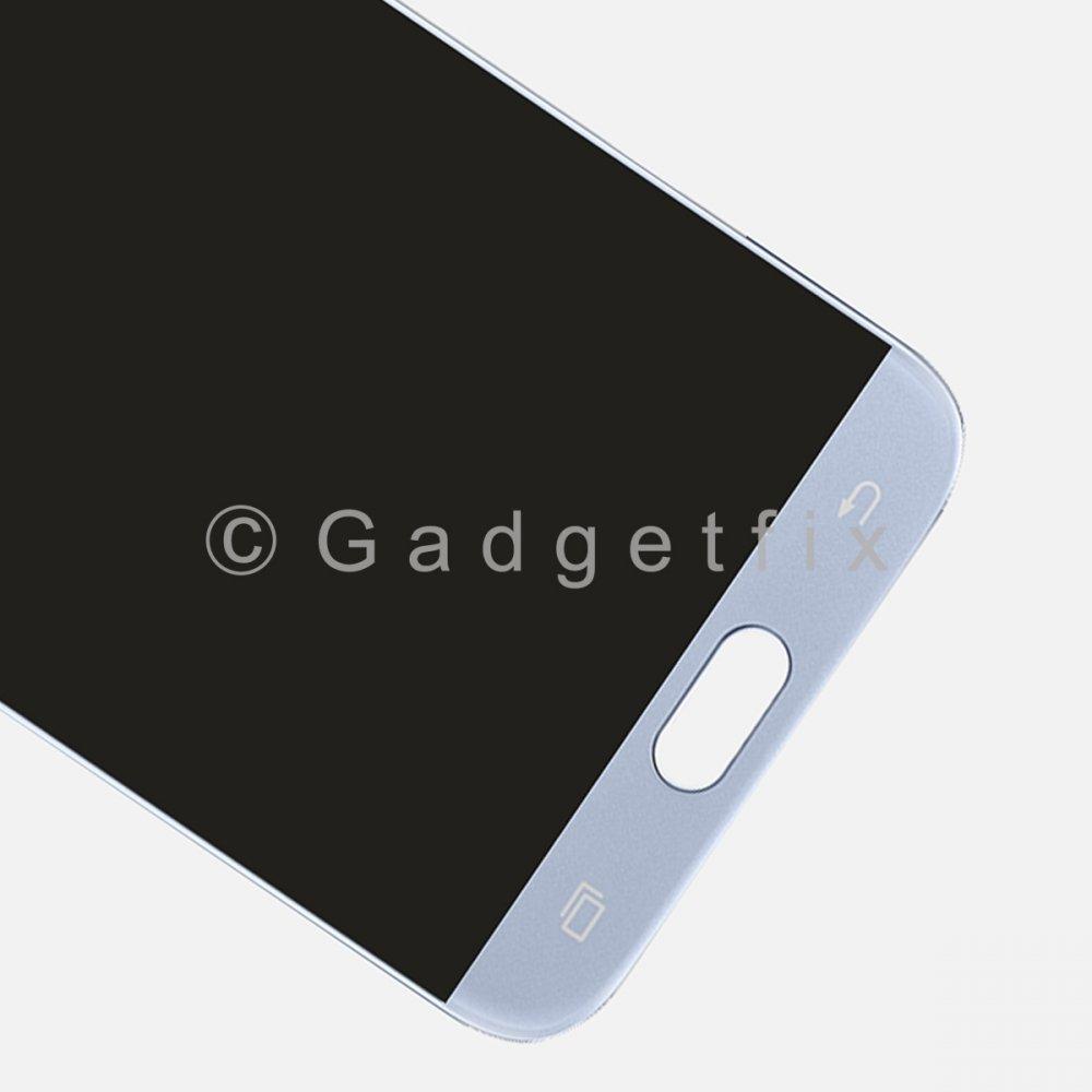 Blue Samsung Galaxy J7 Pro 2017 J730 J730GM/DS J730F/DS LCD Display Touch Screen Digitizer