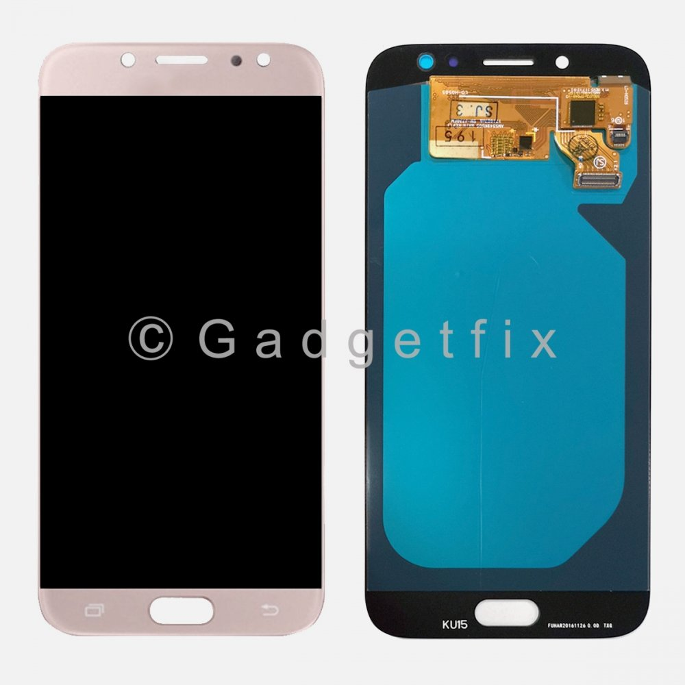 OLED Pink Samsung Galaxy J7 Pro 2017 J730 J730GM/DS J730F/DS LCD Display Touch Screen Digitizer