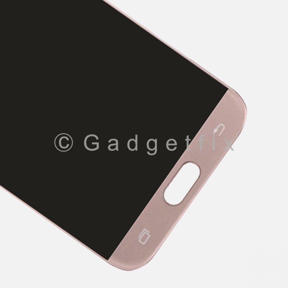 Pink Samsung Galaxy J7 Pro 2017 J730 J730GM/DS J730F/DS LCD Display Touch Screen Digitizer
