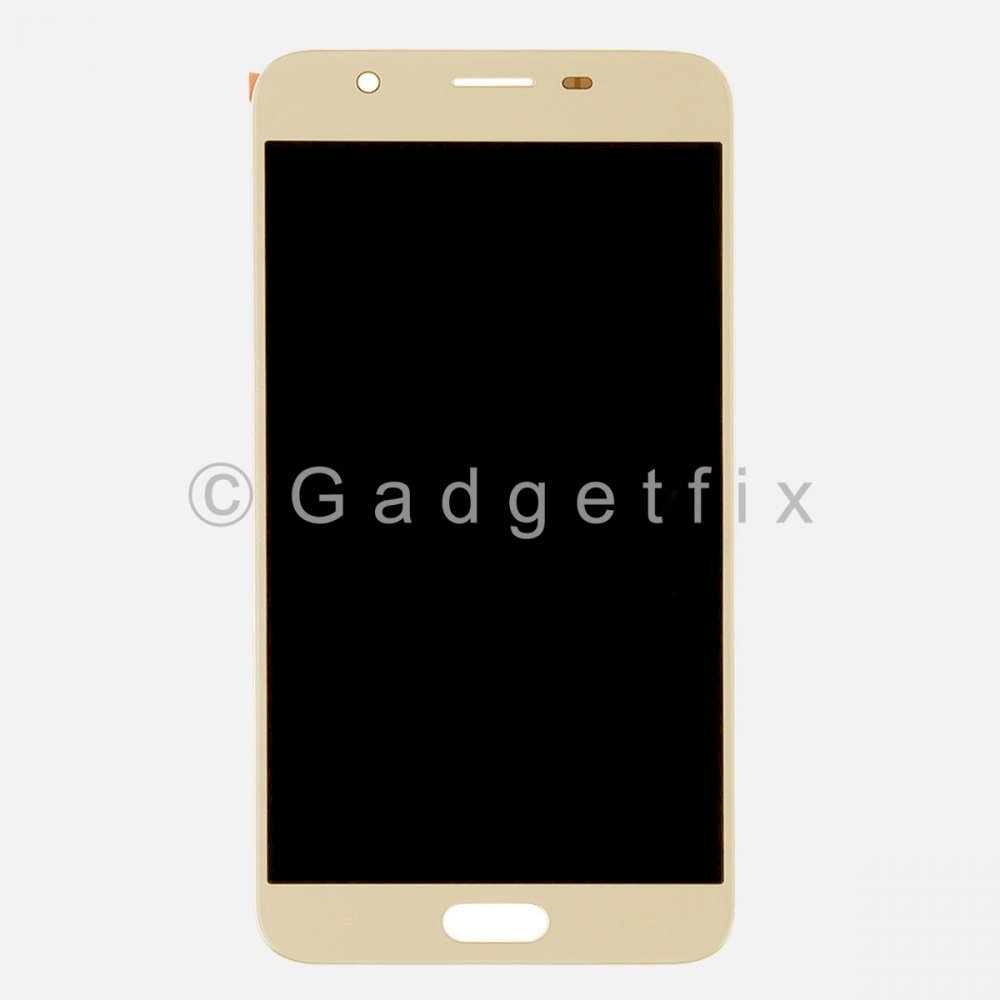 Gold Samsung Galaxy J7 J737 2018 | Refine LCD Display Touch Screen Digitizer