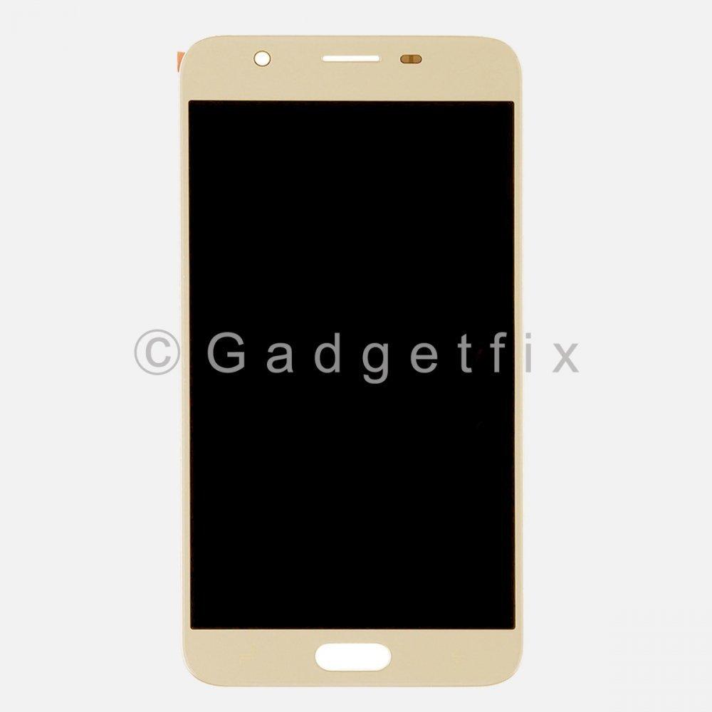 Gold Samsung Galaxy J7 J737 2018 | Refine LCD Display Touch Screen Digitizer