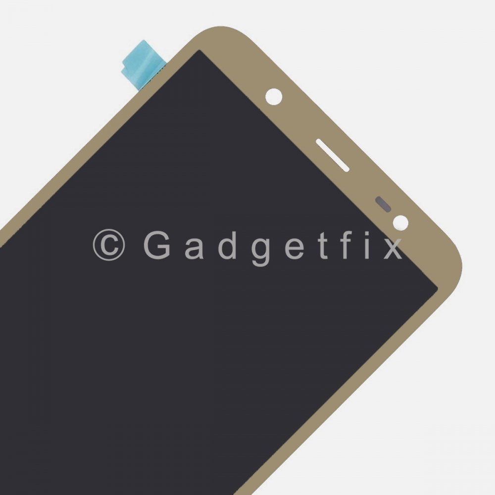 Gold Display LCD Touch Screen Digitizer For Samsung Galaxy J8 (2018) J810 J810M/DS