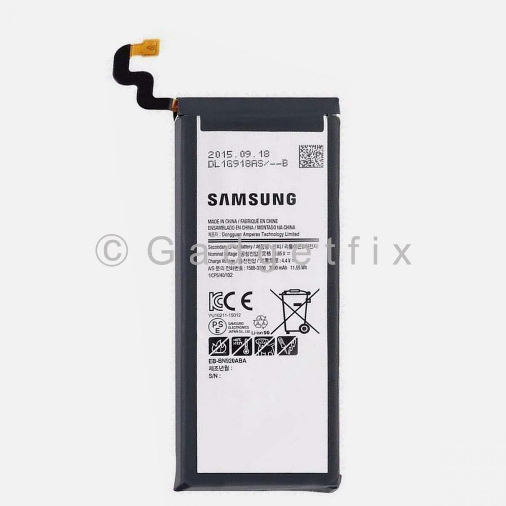 EB-BN920ABA 3000 mAh Internal Battery for Samsung Galaxy Note 5