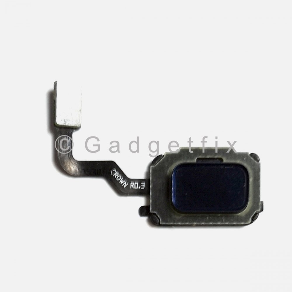 Blue Fingerprint Scanner Sensor Button Flex For Samsung Galaxy Note 9