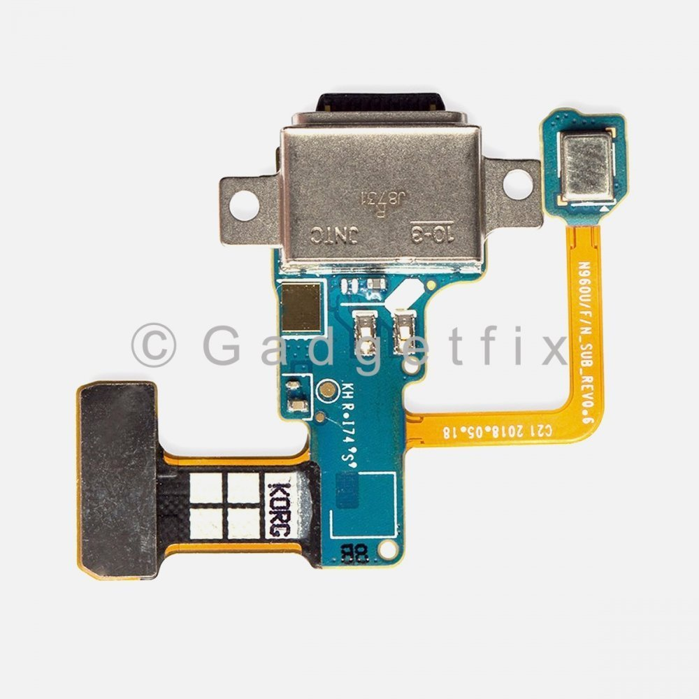 Samsung Galaxy Note 9 N960U USB Port Charging Charger Dock Charging Flex Cable (US Version)