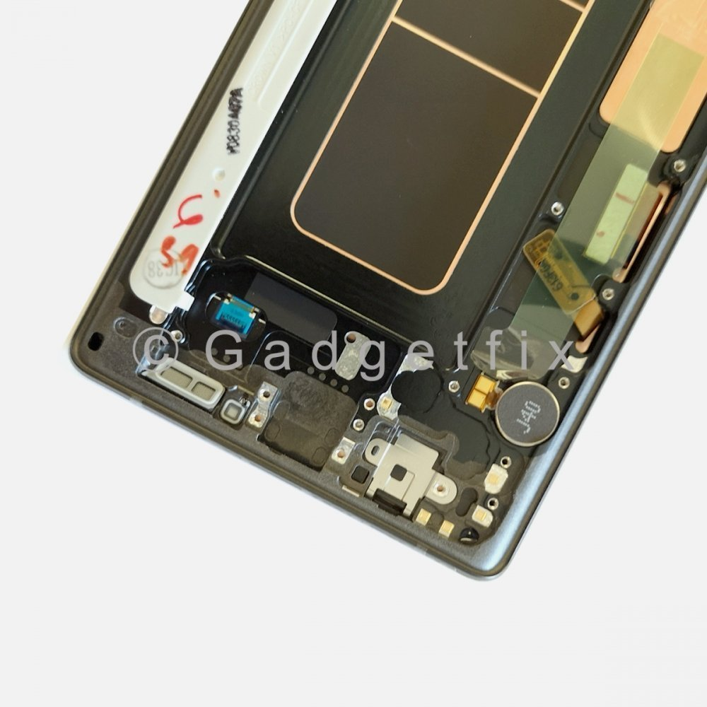 LCD Display Touch Screen Digitizer Frame For Samsung Galaxy Note 9 (Service Box)