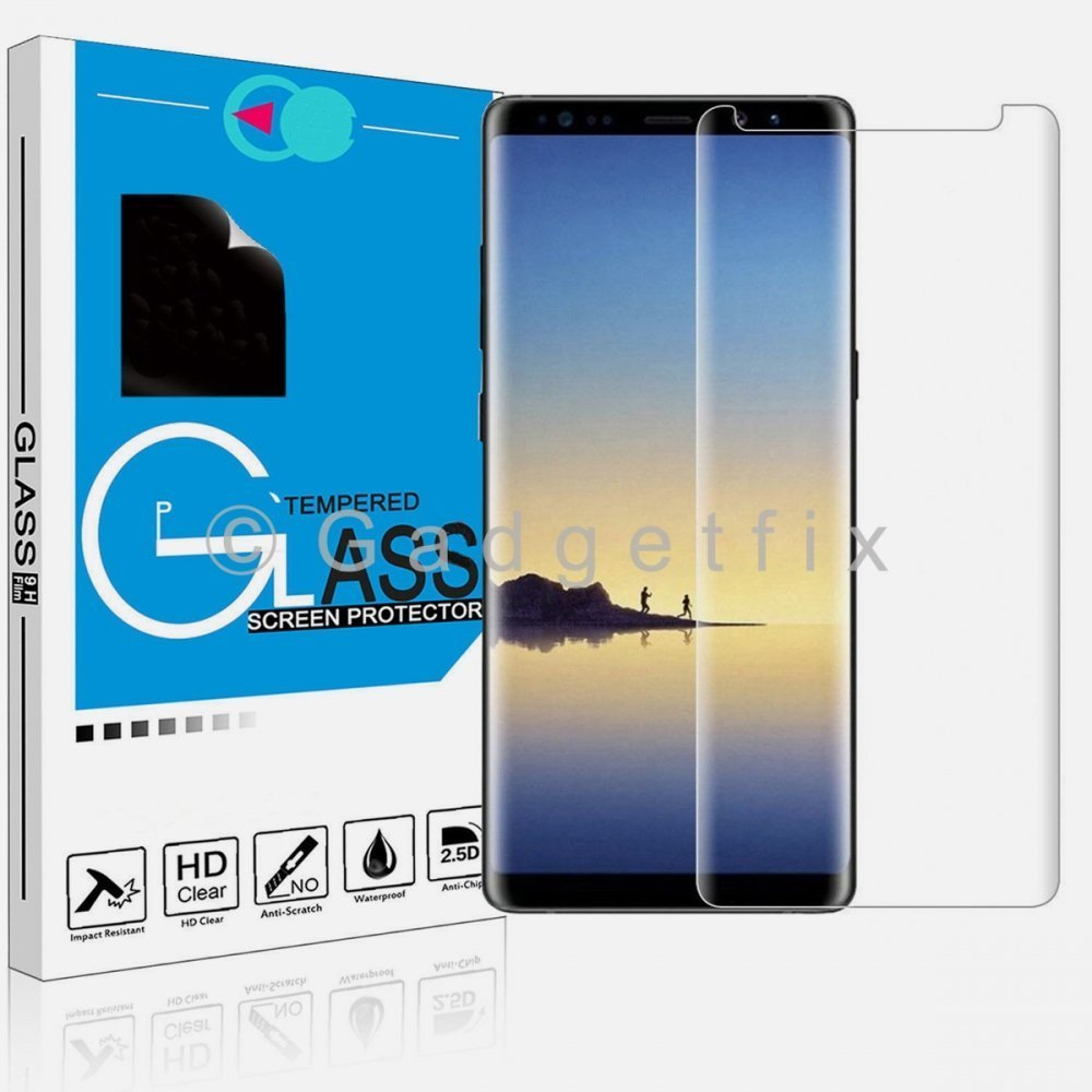 9H Clear Tempered Glass LCD Screen Protector Guard For Samsung Galaxy Note 9