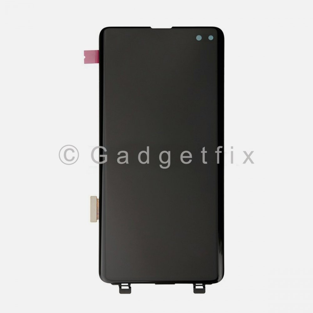 Super Amoled Display LCD Touch Screen Digitizer For Samsung Galaxy S10 Plus