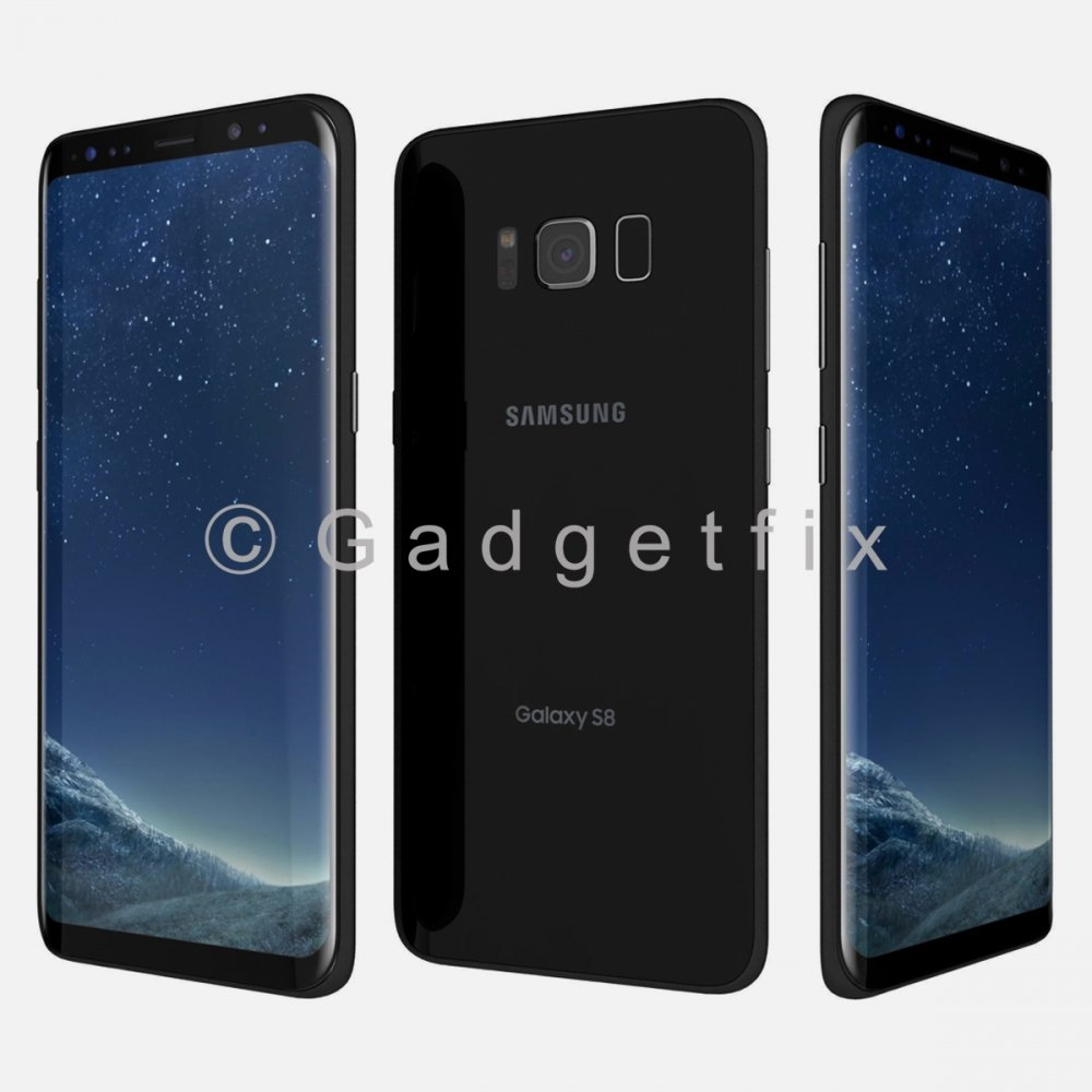 Original Samsung Galaxy S8 Complete Demo Phone | Great For Parts