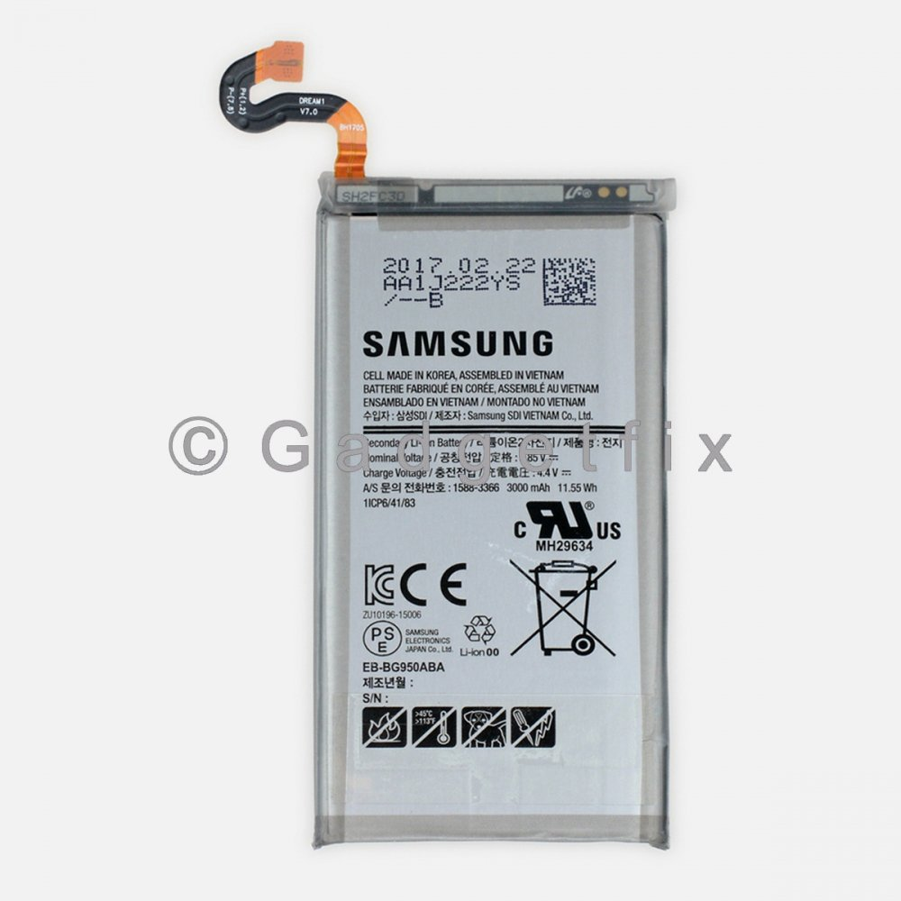 BG950ABA Battery Replacement For Samsung Galaxy S8